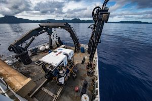 Deep Ocean Exploration of Undersea Mountains off American Samoa
