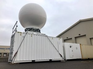 VSAT on Container